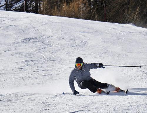 Rutas de esquí – Recorridos en el día
