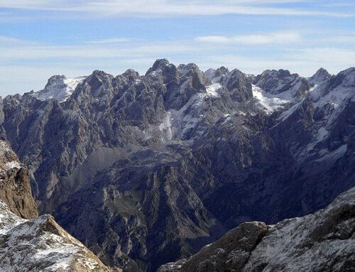 Cordillera desconocida