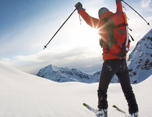 Esquí de travesía en «Picos de Europa»